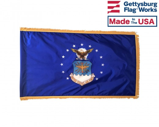 Air Force Indoor Flag Set