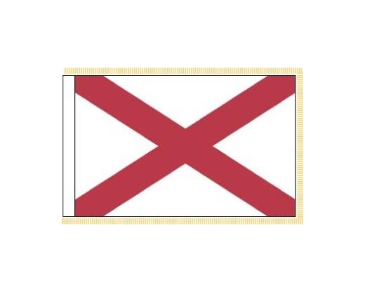Alabama Flag - Indoor