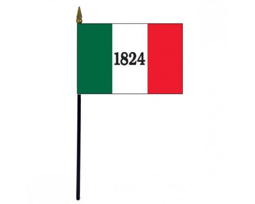 "Alamo Flag - 4x6"""