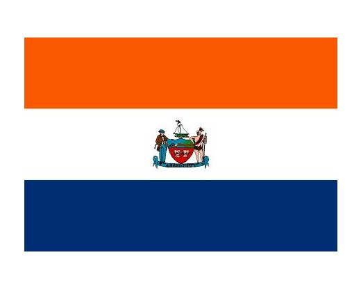 City Of Albany Flag (New York, USA)