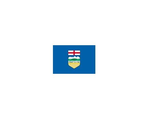 Alberta Flag - 3x5'