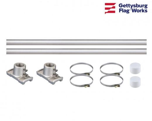 Aluminum Mounting Set