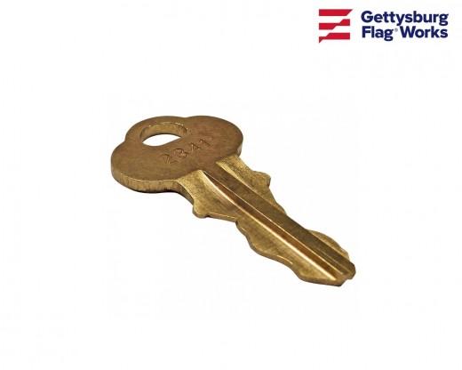 M winch Key