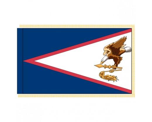 American Samoa Flag - Indoor
