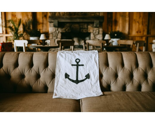 Anchor flag