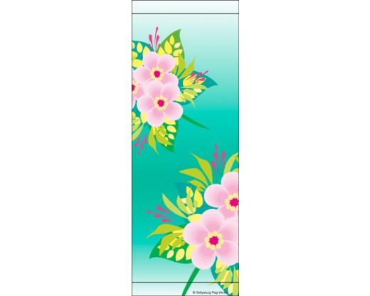Apple Blossom Avenue Banner