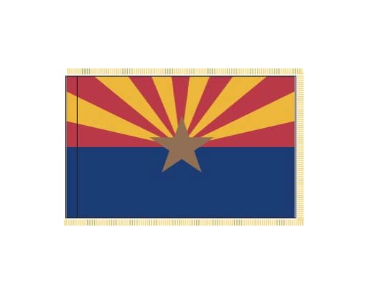 Arizona Flag - Indoor