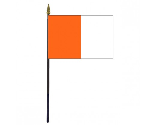 Armagh County Stick Flag (Ireland) - 4x6""