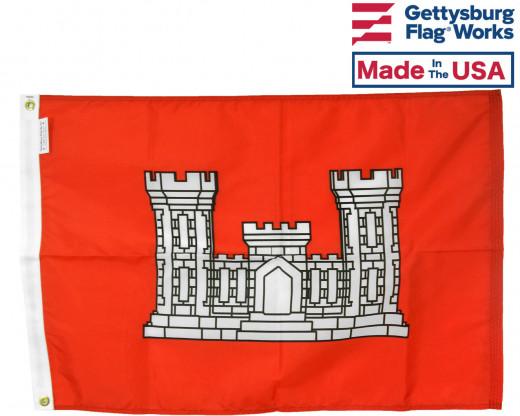 Army Engineer Flag 2