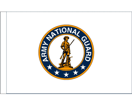 Army National Guard Banner