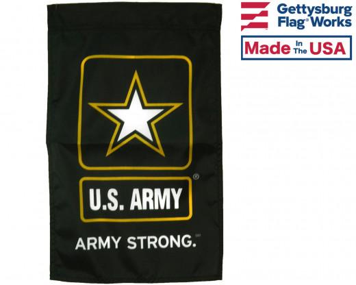 U.S. Army Strong Garden