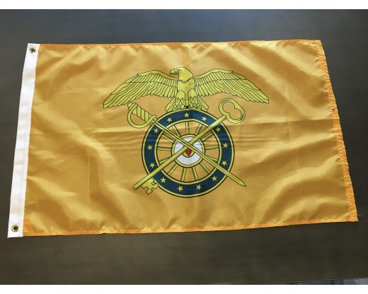 Army Quartermaster Corps Flag