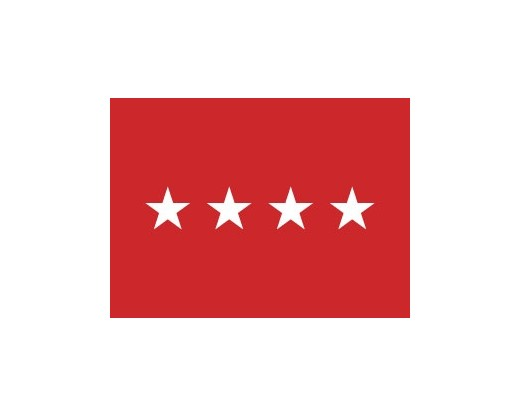 Army General (4 Stars) Indoor Army Officer Flags