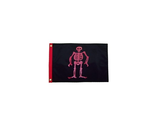 Edward Low Pirate Flag - 12x18""