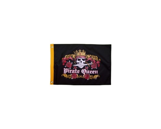 Pirate Queen Flag - 3x5'