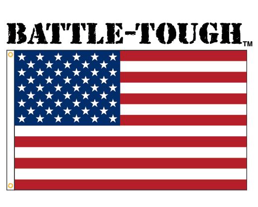 Battle-Tough® American Flag