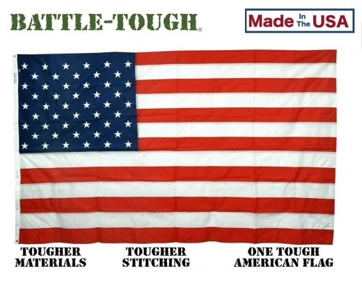 NEW YORK & BATTLE-TOUGH® AMERICAN FLAG COMBO PACK