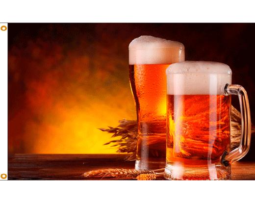 Beer Flag - 3x5'