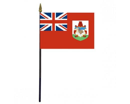 "Bermuda Stick Flag - 4x6"""