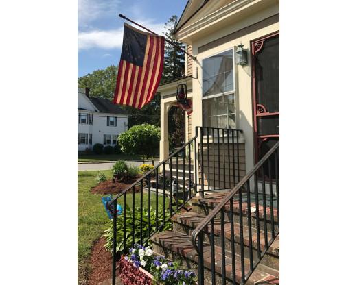 Historical Betsy Ross Flag