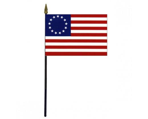 Betsy Ross Stick Flag