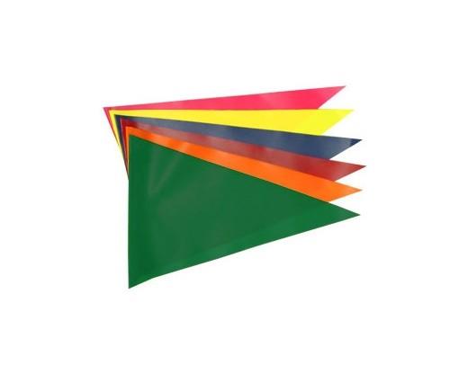 Bike flag colors