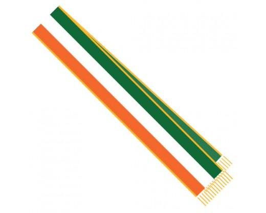 Irish Parade Sash 3 Stripe 7'
