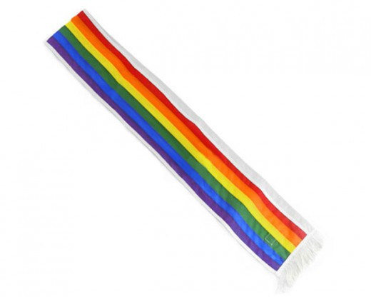Rainbow Parade Sash