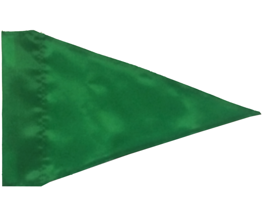 Bright Green Pennant