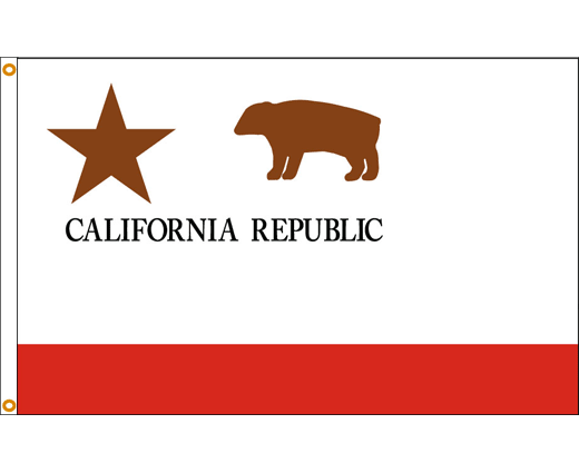 California Republic Historical Flag
