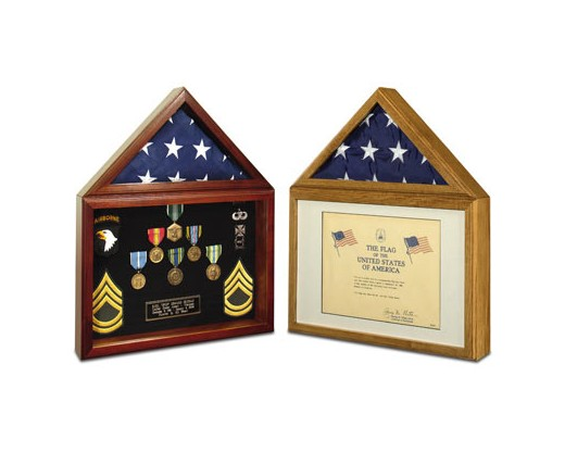 "Memorial Case ""Capitol"", Certificate Holder"