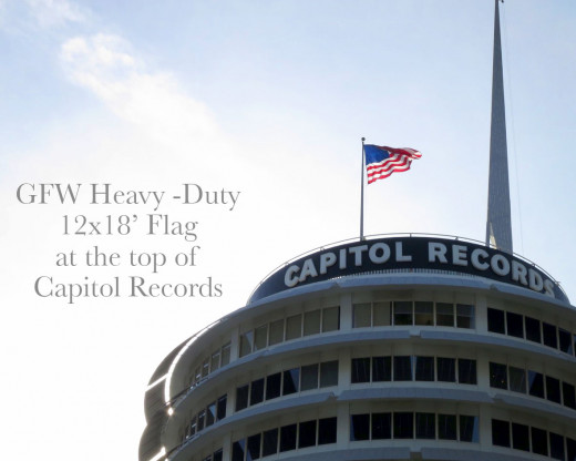 Capitol Records Flag