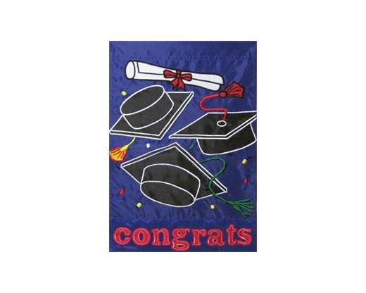 Congrats Hat House Banner