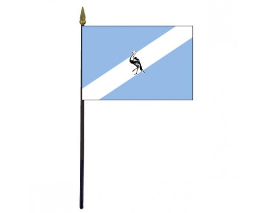 Ciskei 1972-1994 Stick Flag - 4x6""