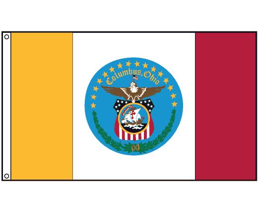 Columbus City Flag