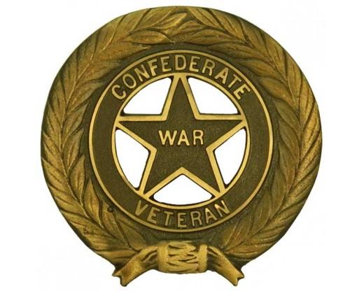 Confederate Veteran Grave Marker