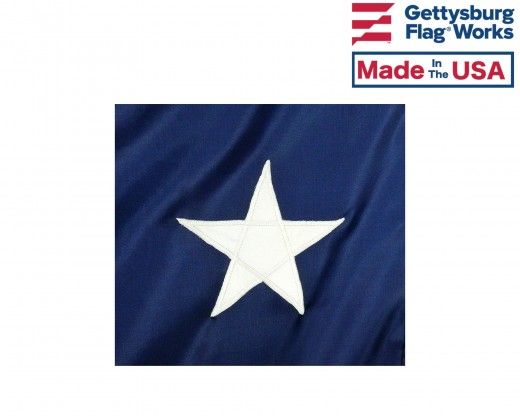 Confederate Jack Flag - 3x3'