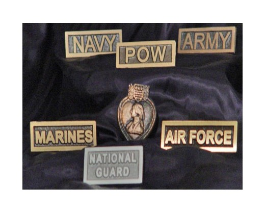Purple Heart Insignia Plaque