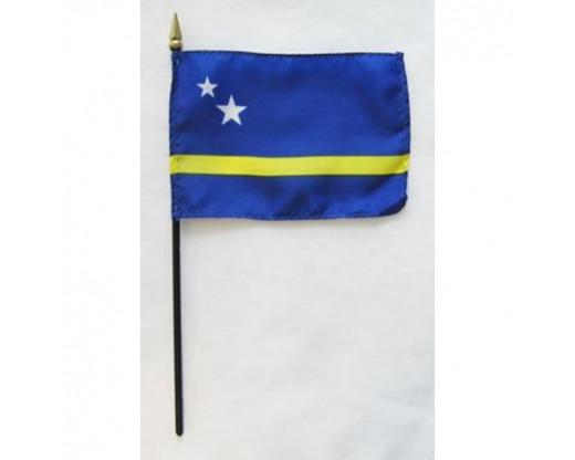 Curacao Stick Flag