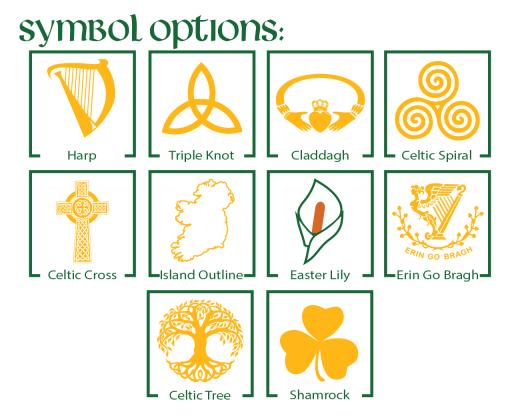 Symbol Options