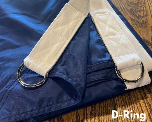 D-ring attachment
