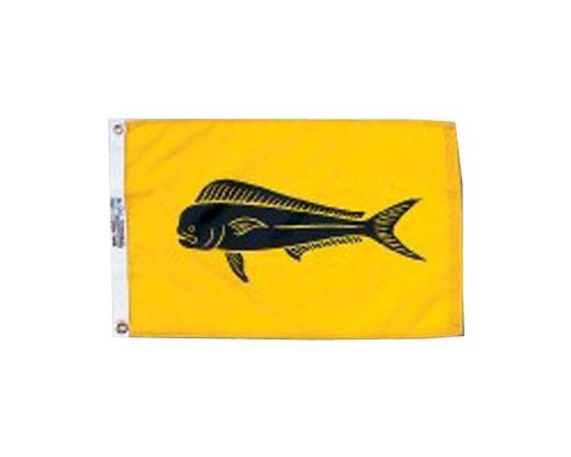 """Dolphin Flag - 12x18"""""""