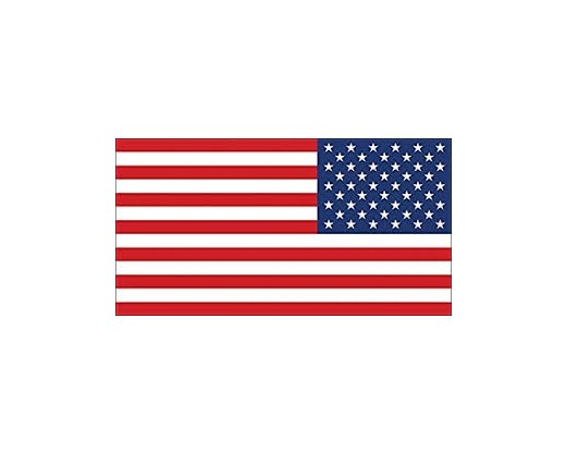US Flag Reversed 5x8 decal for auto truck or boat Innovative Ideas