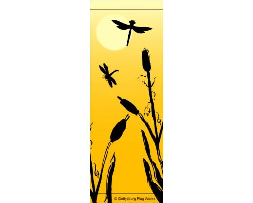 Dragonflies Avenue Banner