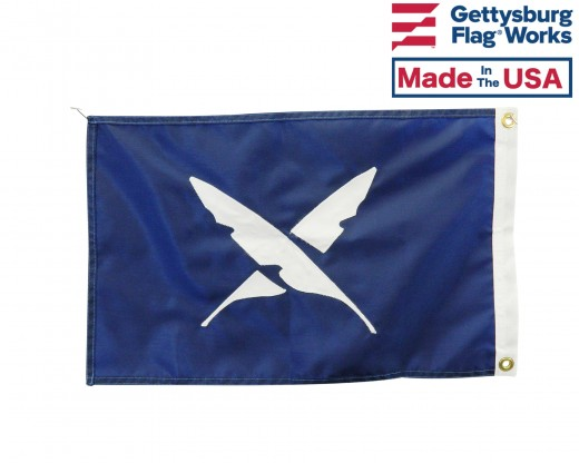 Secretary Boat Flag