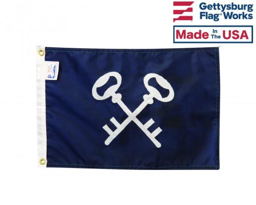 Quartermaster flag