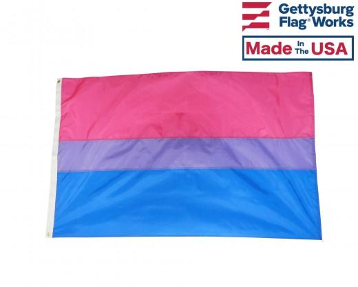 Bi Sexual Pride Flag