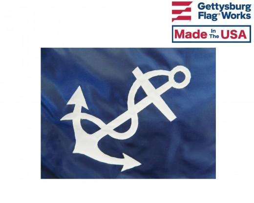 Port Captain Flag