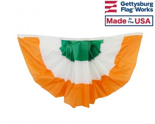 Ireland Pleated Fan