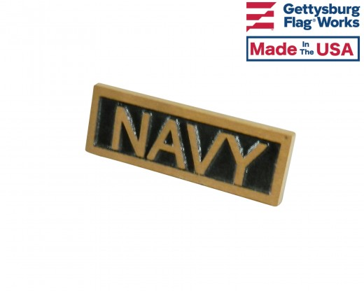 Navy Insignia Plaque